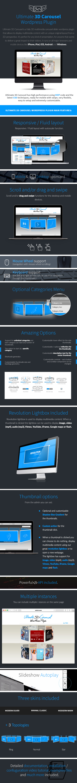 Ultimate 3D Carousel Wordpress Plugin Download