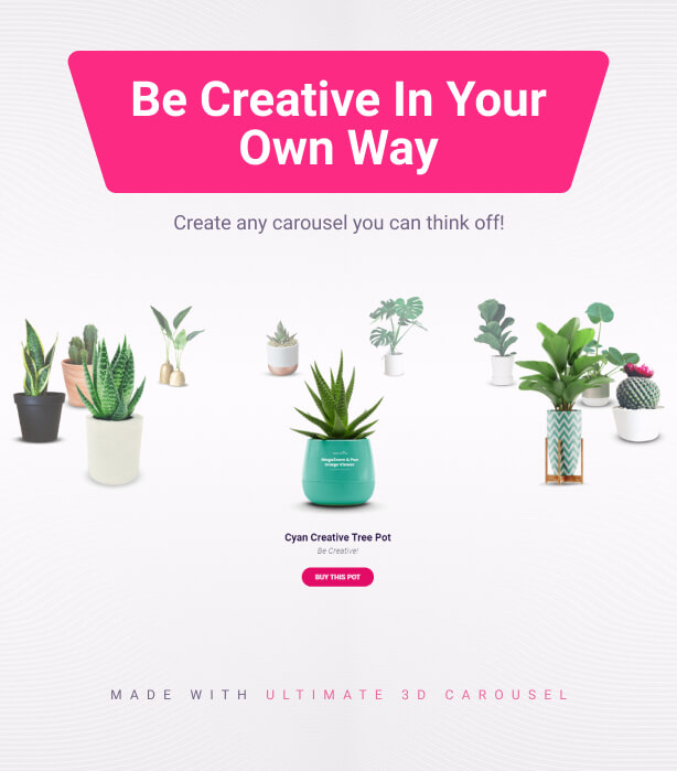 Ultimate 3D Carousel WordPress Plugin - 8